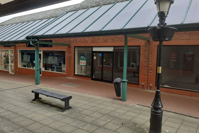 Thumbnail Office to let in Lock Up Retail/Business Unit, Unit 17, The Market Place, Shopping Centre, Blackwood