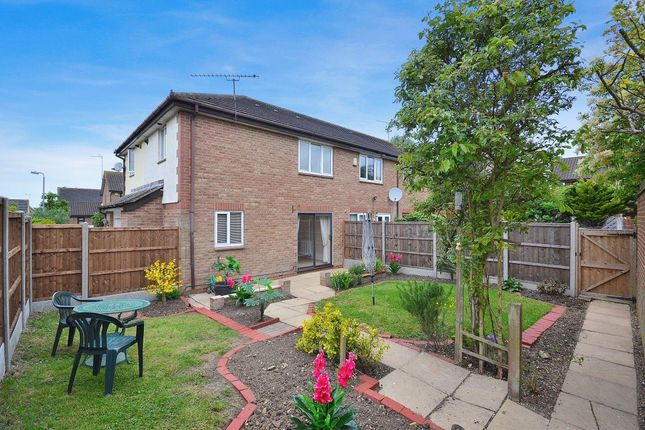 Thumbnail Detached house to rent in Wedgewood Drive, Church Langley, Harlow