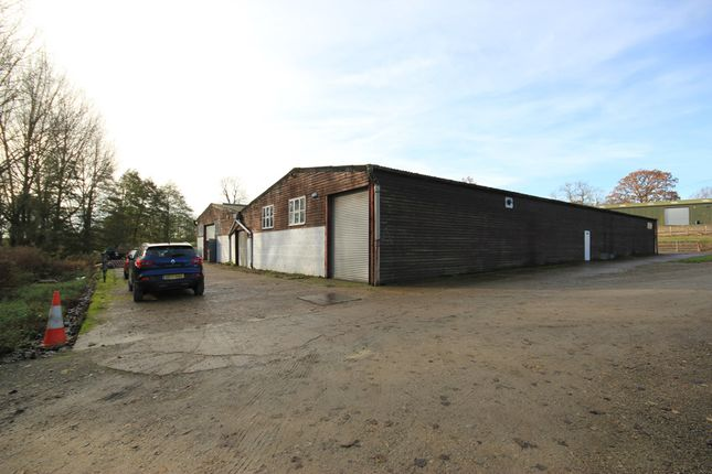 Thumbnail Warehouse to let in Goudhurst Road, Lamberhurst