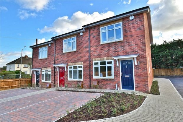 Thumbnail End terrace house for sale in Plot 3 Foxcroft, Thorney Lane North, Iver