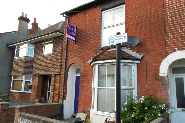 Thumbnail Semi-detached house to rent in Padwell Road, Southampton