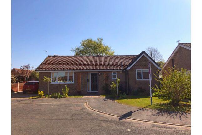 Thumbnail Detached bungalow for sale in Branton, Doncaster