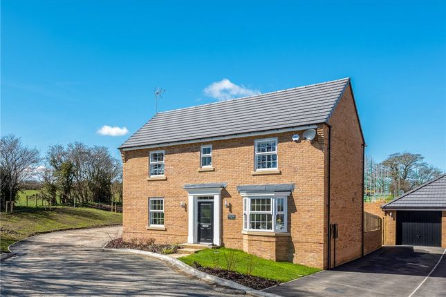 Thumbnail Detached house for sale in Grange Park, Hampsthwaite, Harrogate