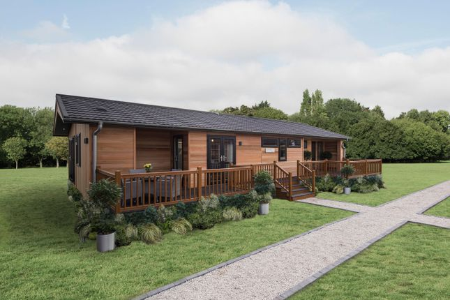 2 bed lodge for sale in Comrie, Perthshire PH6