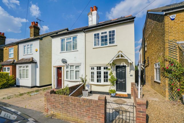 3 bed semi-detached house for sale in Cambridge Road, Walton KT12