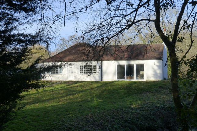 Thumbnail Detached bungalow for sale in Church Lane, Burstow, Horley