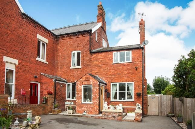 Thumbnail Semi-detached house for sale in Crossfield Avenue, Winsford, Cheshire