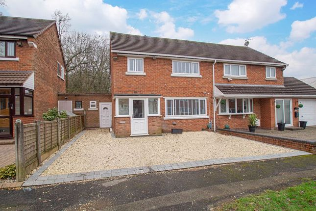 3 bed semi-detached house for sale in Foxlydiate Crescent, Batchley, Redditch B97