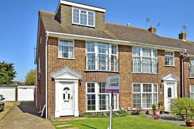 Thumbnail Semi-detached house for sale in Greenacres, Shoreham-By-Sea, West Sussex