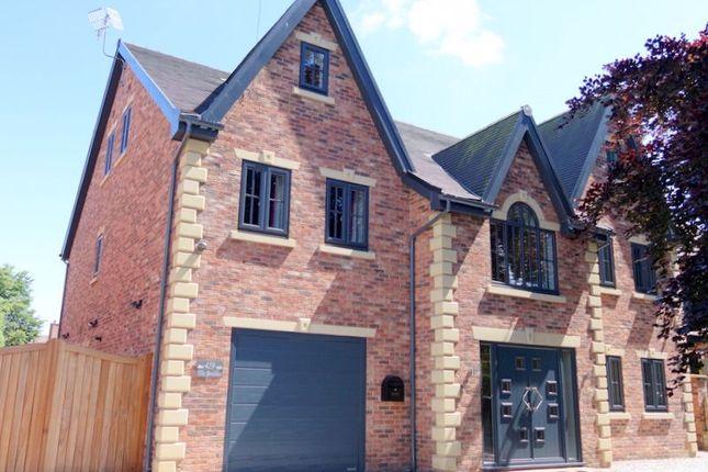 Thumbnail Detached house for sale in New Inn Lane, Trentham, Stoke-On-Trent