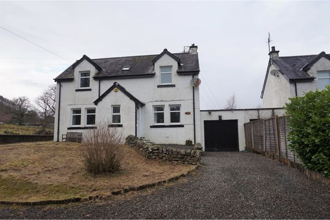 Thumbnail Detached house for sale in Glenlee, Nr New Galloway