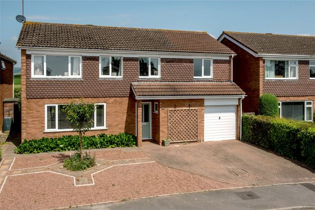 Thumbnail Detached house for sale in Lawn Road, Staplegrove, Taunton, Somerset