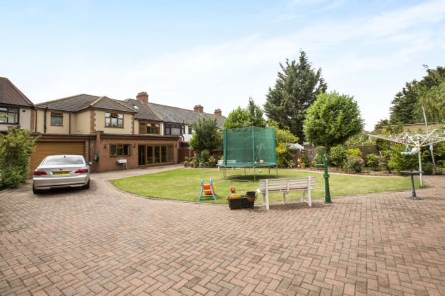 Thumbnail Semi-detached house for sale in Dawlish Drive, Ilford
