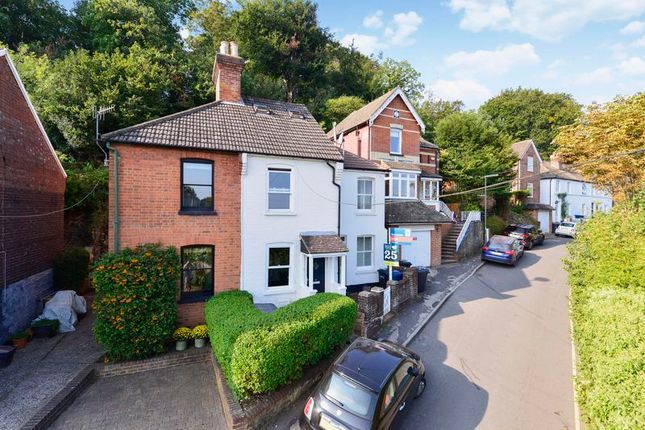 Thumbnail Terraced house to rent in Latimer Road, Godalming