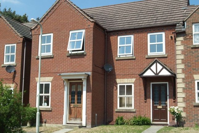 Thumbnail Flat for sale in Sheepwell Court, Ketley Grange, Telford