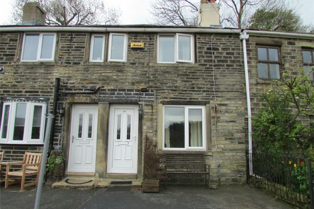 Thumbnail Cottage to rent in Underbank Old Road, Holmfirth
