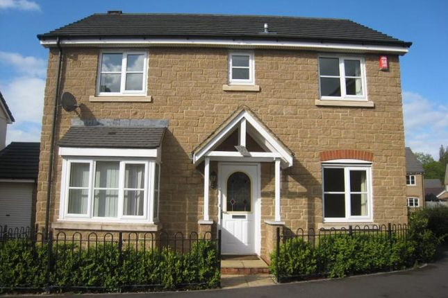 Thumbnail Detached house to rent in Adams Meadow, Ilminster, Somerset