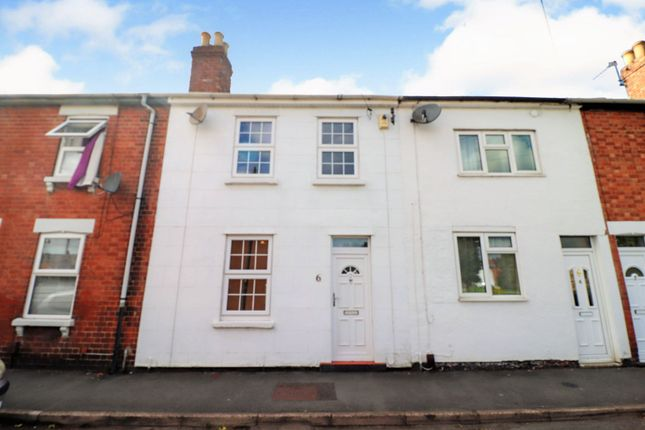 Thumbnail Terraced house for sale in Stanley Road, Gloucester