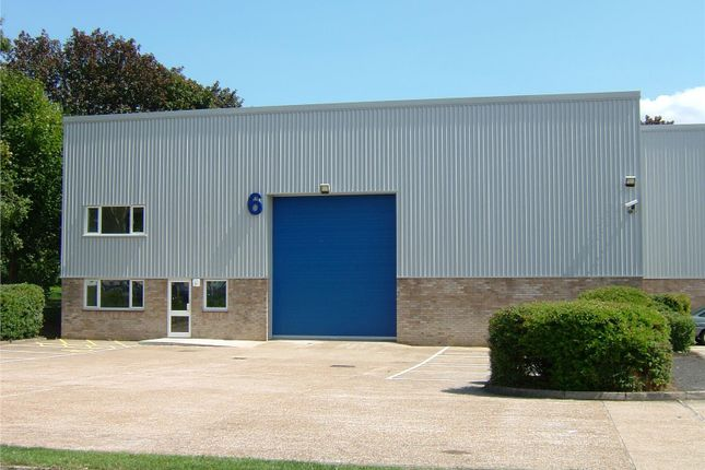 Thumbnail Business park to let in Unit 6, Stanstead Road, Eastleigh, Hampshire