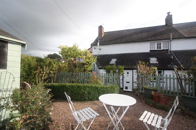 Thumbnail Cottage to rent in Chapel Road, Alphington, Exeter