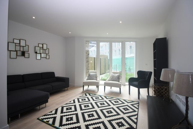 Thumbnail Terraced house to rent in Royal Wharf, Rope Terrace, Royal Docks
