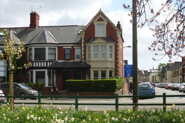 Exterior of Penhill Road, Pontcanna, Cardiff CF11
