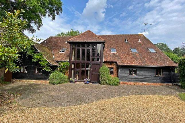 Thumbnail Detached house for sale in Binfield Road, Billingbear, Wokingham