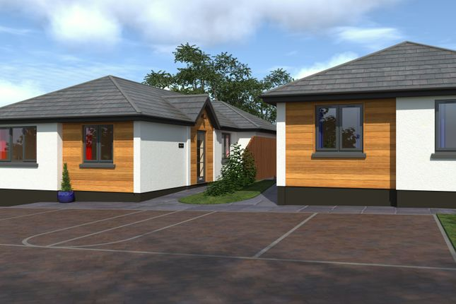 3 bed detached bungalow for sale in Plot 1, Blackhorse Lane, Exeter EX5