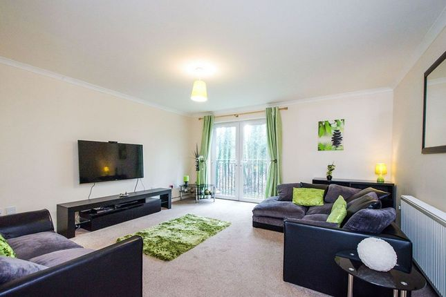 Thumbnail Flat for sale in Link Road, Dalgety Bay, Dunfermline