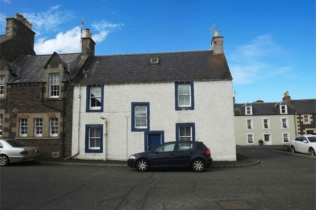 Thumbnail End terrace house for sale in Mid Row, Lauder, Scottish Borders