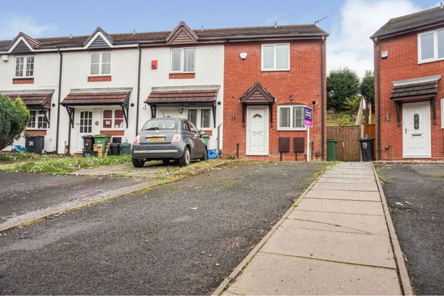 2 bed end terrace house for sale in The Forge, Halesowen B63