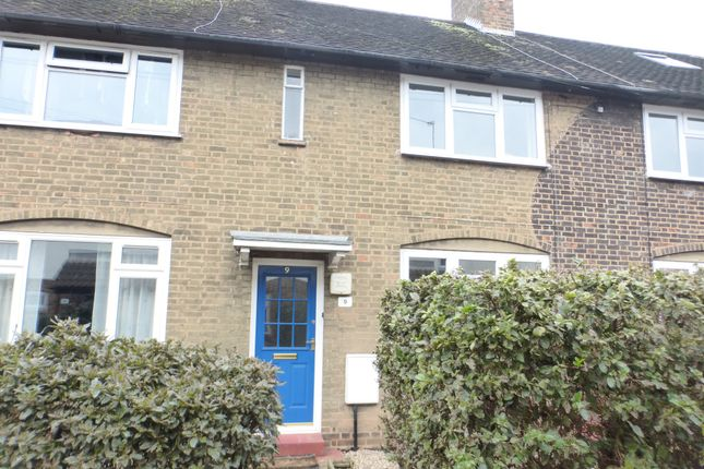 Thumbnail Terraced house for sale in Blickling Road, Old Catton, Norwich