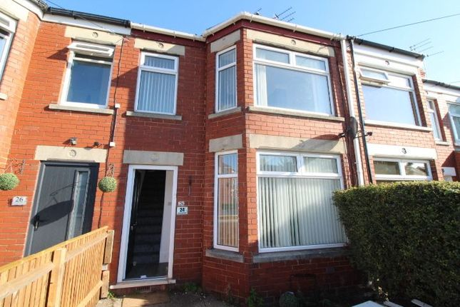 Thumbnail Terraced house to rent in Lancaster Drive, Hull