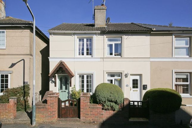 Thumbnail Terraced house for sale in Charles Street, Southborough, Tunbridge Wells