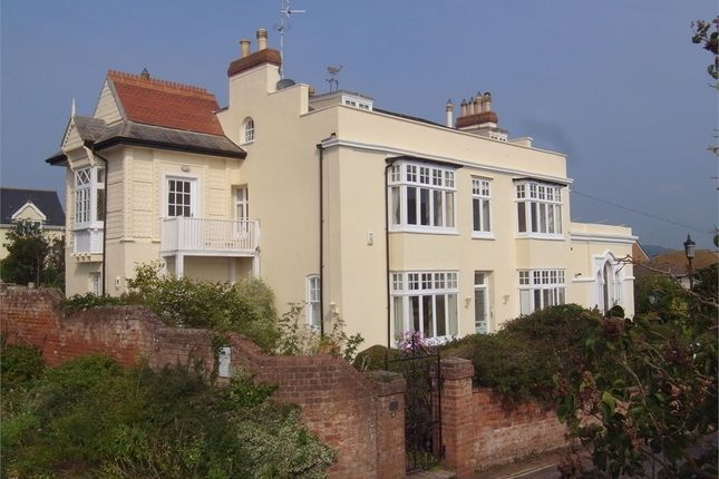Thumbnail Flat for sale in Cliff Road, Budleigh Salterton