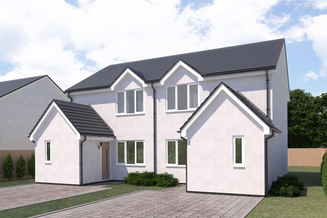 Thumbnail Semi-detached house for sale in Balgray Road, Lesmahagow, Lanark