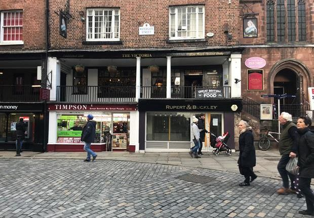 Thumbnail Retail premises to let in 2, Watergate Street, Chester