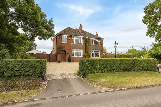 Thumbnail Detached house for sale in Winslow Road, Wingrave