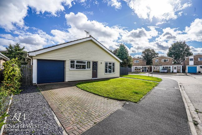 Thumbnail Bungalow for sale in Frensham Close, Stanway, Colchester