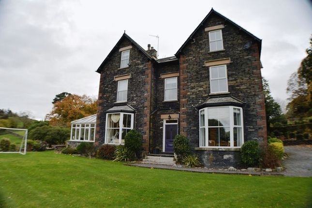 Thumbnail Detached house for sale in The Green, Millom
