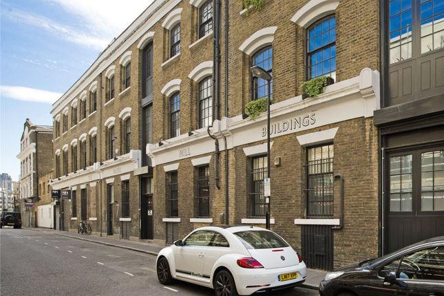 Thumbnail Flat to rent in City Garden Row, London