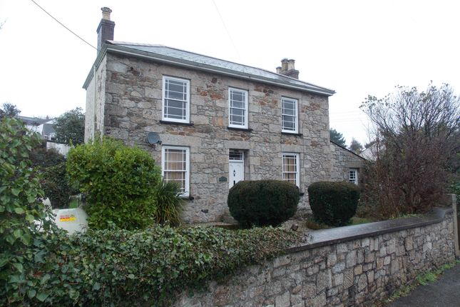 Thumbnail Detached house to rent in Lanner Hill, Lanner, Redruth