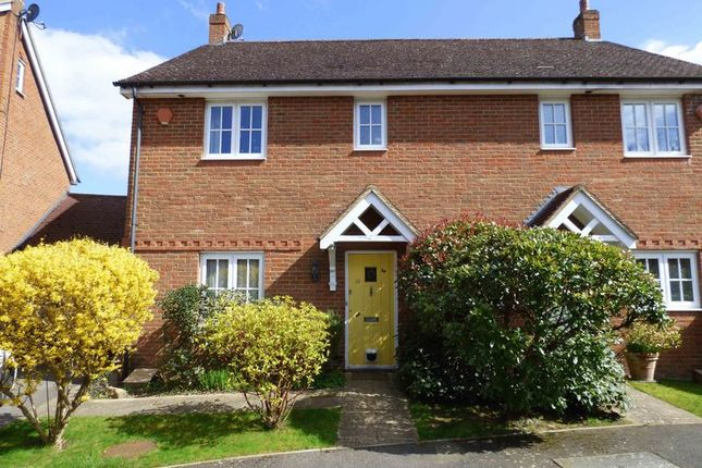 Thumbnail Semi-detached house to rent in Braeside, Naphill, High Wycombe