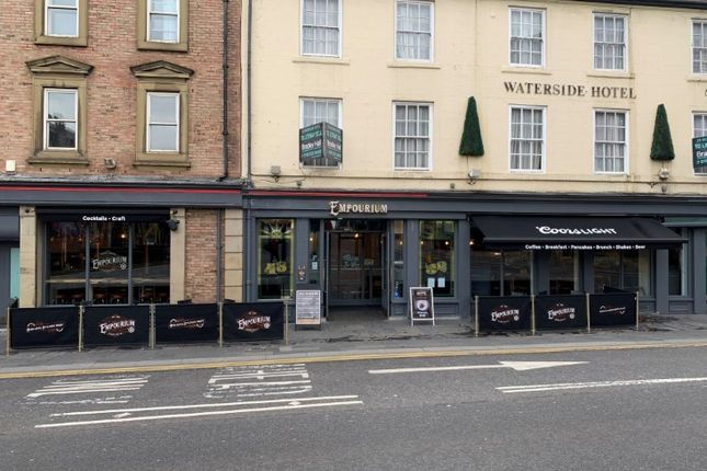 Thumbnail Leisure/hospitality to let in 48-52 Sandhill, Newcastle Upon Tyne