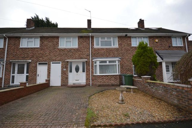 Thumbnail Terraced house to rent in Kennet Road, Bebington, Wirral
