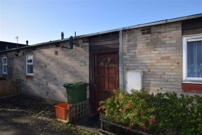 Thumbnail Terraced bungalow for sale in Cheshunts, Basildon, Essex