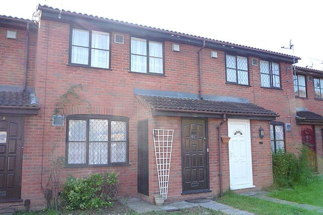 Thumbnail Terraced house to rent in Bishops Drive, Feltham