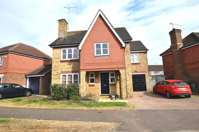 Thumbnail Detached house for sale in Westbury Rise, Church Langley, Harlow