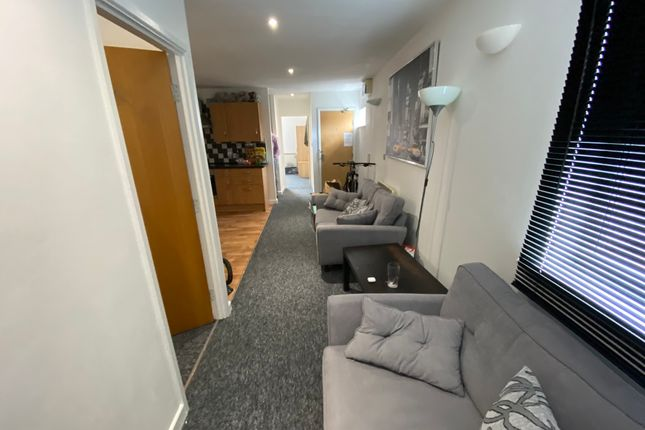 Living Area of Edric House, The Rushes, Loughborough LE11