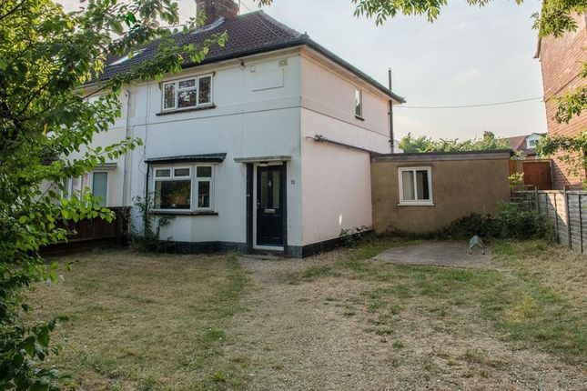 Thumbnail Property to rent in Cardwell Crescent, Headington, Oxford